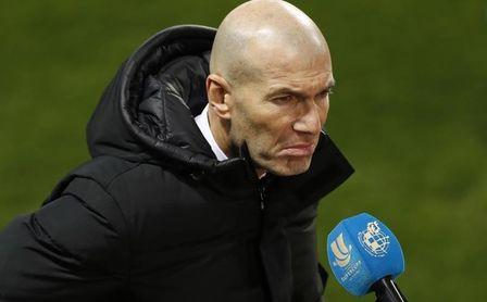 Zidane no asegura su continuidad la próxima temporada.
