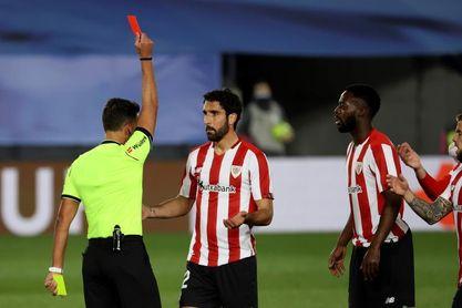 Gil Manzano arbitrará el Athletic-Levante