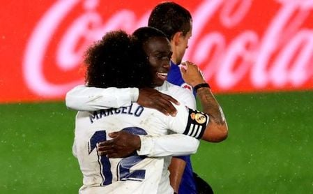 Real Madrid 2-0 Getafe: Vuelve a la pelea.