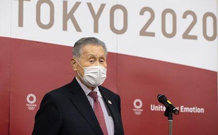Tokio 2020 se reunirá por la polémica sexista mientras sigue la fuga de voluntarios.