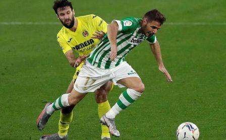 El Villarreal ganó en las últimas cuatro visitas del Betis y lleva ocho sin perder