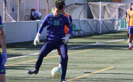 El Betis reacciona y negocia la renovación de una de sus promesas de la cantera: Éric Ruiz.