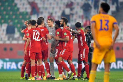 1-0. El Bayern Munich se ciñe su segunda corona mundial