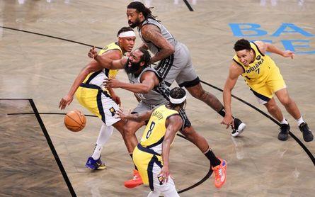 104-94. Irving y Nets detienen ante Pacers su racha perdedora mientras esperan a Durant