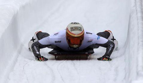 Ander Mirambell, baja en el Mundial de Altenberg por lesión