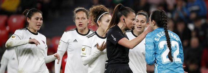 Zulema González dirigirá la final de la Copa de la Reina