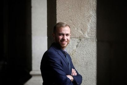 Josué Linares, de un 'streaming' a liderar tres proyectos de la FIFA