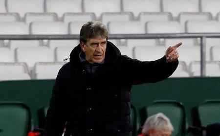 "Pellegrini: ""Es un partido de seis puntos"""