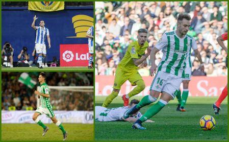 El amarillo no está maldito para el ataque del Betis: de las ganas de repetir de Raúl al buen recuerdo de Loren