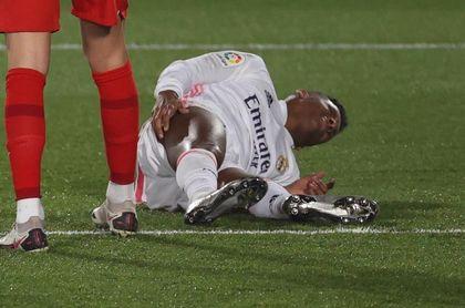 """Zidane: """"Las lesiones no son mala suerte"""""""