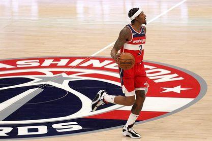 104-91. Beal y Westbrook dan triunfo a Wizards y Celtics no mejoran