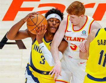 113-125. McDermott da a Pacers la segunda victoria consecutiva
