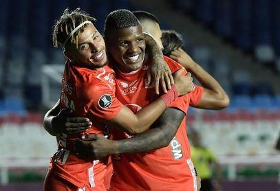 América de Cali derrota por 1-2 al Boyacá Chicó en la liga colombiana