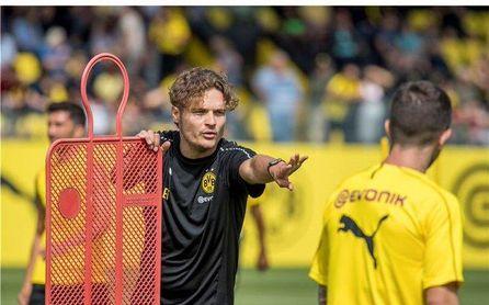 El técnico de Dortmund no ha logrado enderezar del todo el rumbo del equipo.