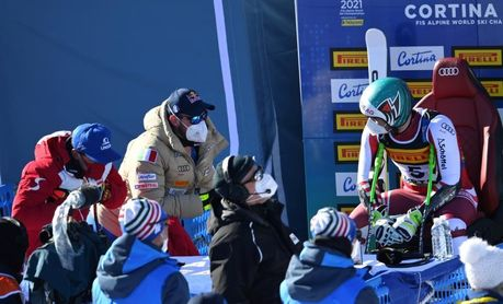 Vincent Kriechmayr, nuevo campeón del mundo de supergigante