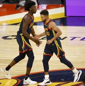 129-98. Curry lidera el ataque imparable de los Warriors; Toscano-Anderson,13 puntos
