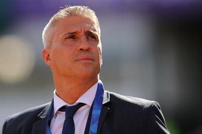 """Crespo dice que es una """"hermosa responsabilidad"""" ser el técnico del Sao Paulo"""