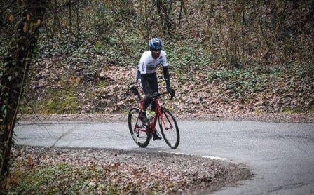 Negasi Haylu Abreha, el ciclista al que el conflicto de Etiopía separa de su familia