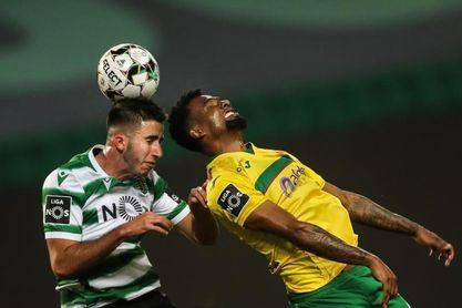 El Sporting, más líder gracias a los tropiezos del Oporto y el Benfica