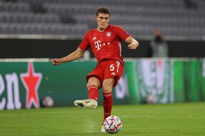 Pavard baja en el Bayern por positivo de coronavirus