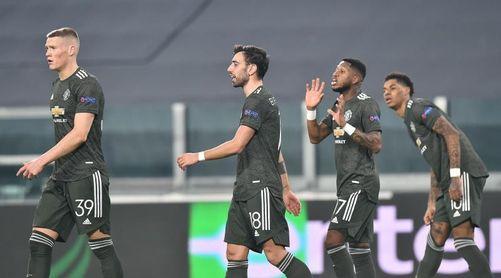 0-4. Bruno Fernandes y Rashford sentencian a la Real