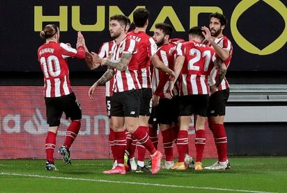 El Athletic y la plantilla acuerdan una reducción de salarios del 8,43%.