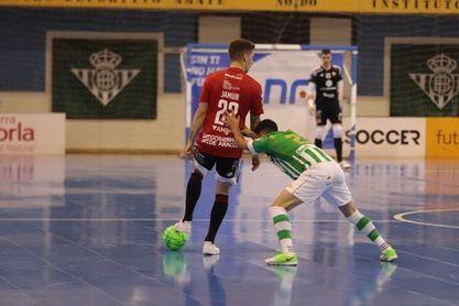 El Betis Futsal firma una nueva victoria para seguir soñando