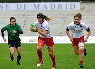 Tres victorias de España en la segunda jornada de un torneo que gana Rusia