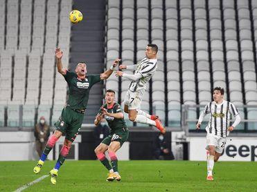 Cristiano reactiva al Juventus