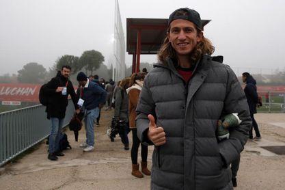"""Filipe Luis: """"Los mensajes de Simeone eran estresantes"""""""