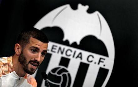Gayá cumplirá 250 partidos con el Valencia si juega en Getafe