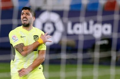 El gol pendiente de Luis Suárez