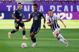 Cuatro empates en los últimos cinco partidos entre Celta y Valladolid