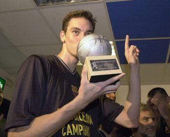 El Barça hace oficial la vuelta de Pau Gasol 20 años después