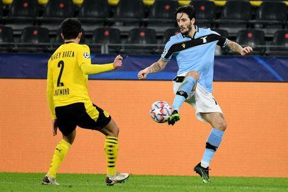 Luis Alberto se suma a la 'operación remontada' en Dortmund