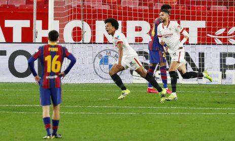Koundé está en la agenda de los grandes clubes de Europa.