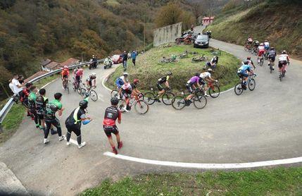 La Vuelta Ciclista Asturias contará con 15 equipos de 8 países diferentes