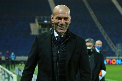 """Zidane: """"Nos ha costado pero es un buen resultado"""""""