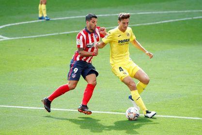 Villarreal y Atlético empataron en sus dos últimos partidos en La Cerámica