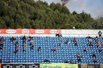 Los aficionados portugueses regresan a los estadios cuatro meses después