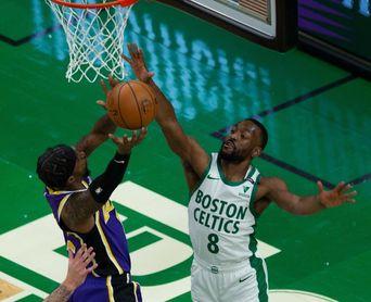 118-112. Walker logra su mejor anotación y Celtics cortan racha perdedora