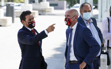"""Del Nido Carrasco: """"El final de la temporada marcará si podemos pelear por LaLiga"""""""