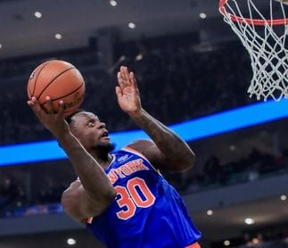 110-107. Randle aporta doble-doble ante Pacers y Knicks vuelven a tener marca positiva