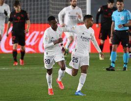 Vinicius, centenario con gol