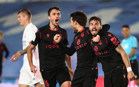 Real Madrid 1-1 Real Sociedad: Al derbi con la temporada en juego