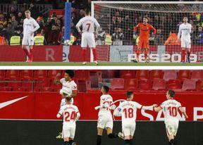 Las cinco diferencias entre el Sevilla del 6-1 y el de Lopetegui.