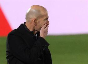 Zidane: ´Perdemos dos puntos, pero estoy contento con lo que hicimos´