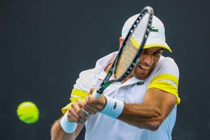Andújar vence a Londero y Carballés cae ante Monteiro en el Abierto de tenis de Argentina