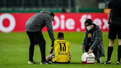 El BVB continúa con su momento dulce en la Copa, aunque lamenta dos contratiempos a una semana de recibir al Sevilla FC.
