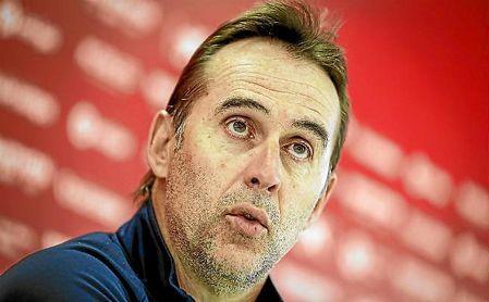 Lopetegui, sobre el arbitraje, los lloros del Barcelona y la ilusión de la plantilla del Sevilla